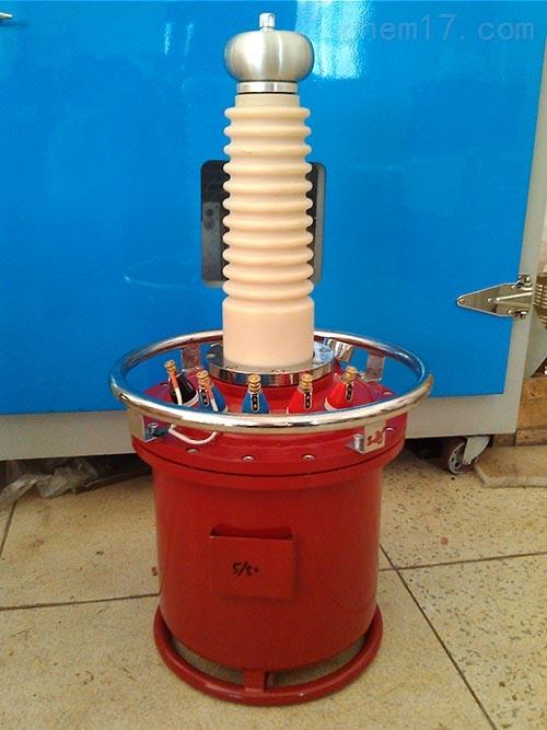 6KVA 50KV充气式试验变压器