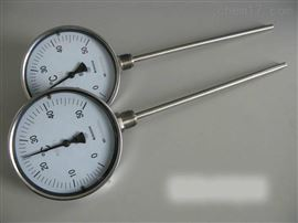 WSS-401双金属温度计轴向型
