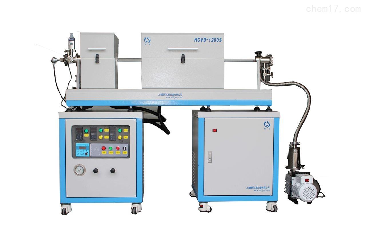 滑动式二硫化钼CVD制备设备