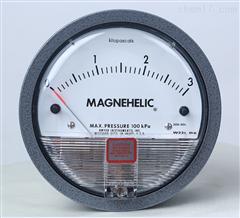 2000-60pa/2000-500pa德威尔2000系列MAGNEHELIC差压表