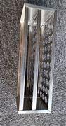 鋁試管架(24孔26孔30孔36孔40孔可定制)