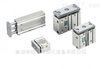 日本CKD喜开理带导杆气缸原装正品