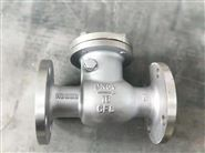 CF8不銹鋼止回閥