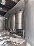 二手5吨乳品发酵储罐型号齐全