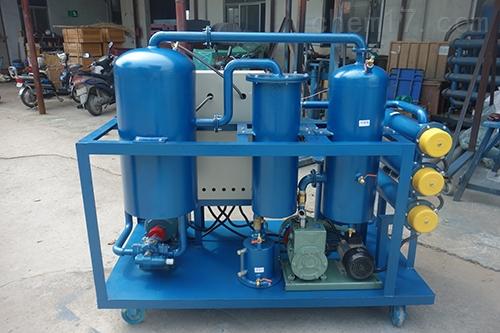 真空高效滤油机杂质精度达6-8级
