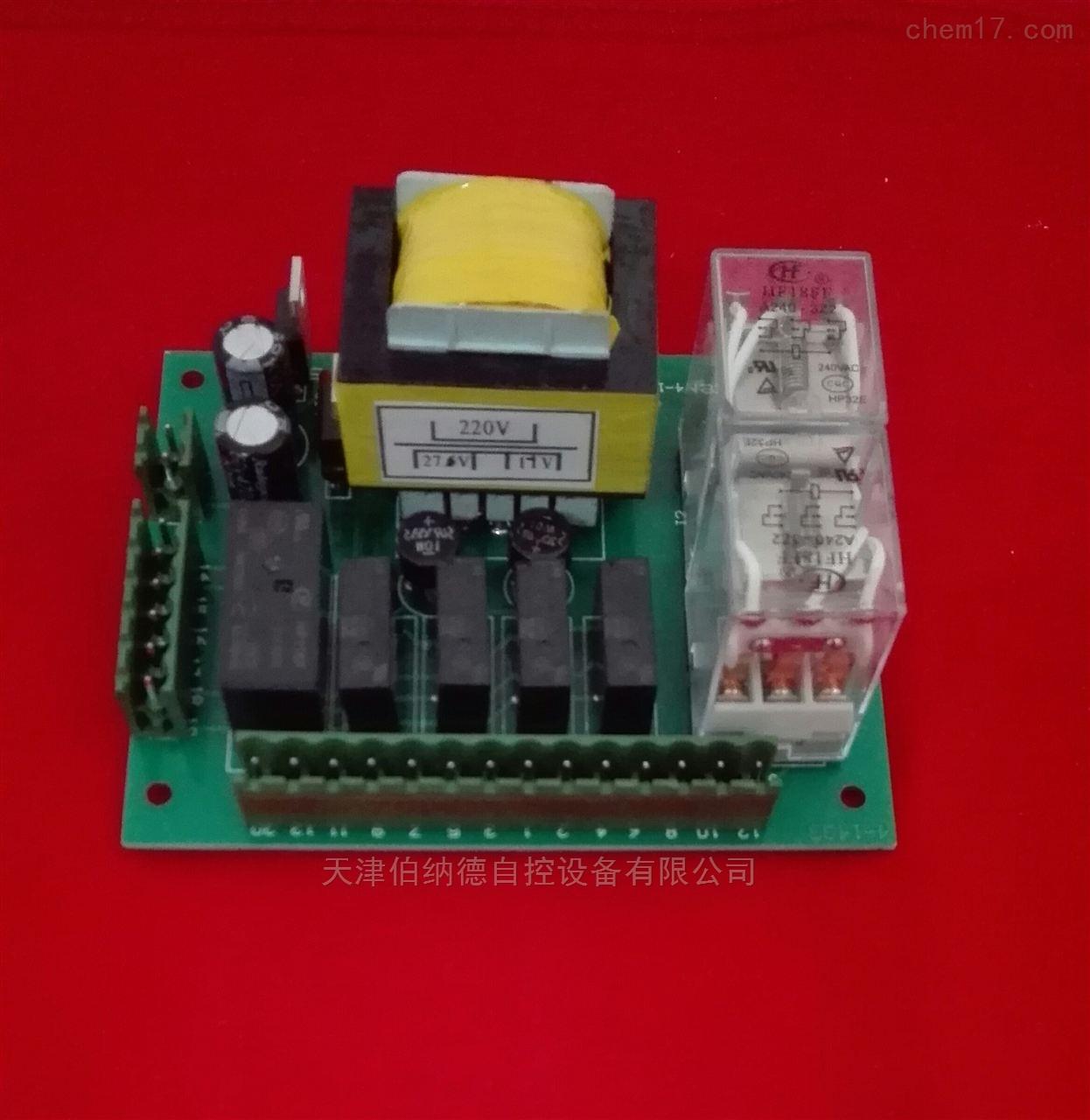 伯纳德电动执行器驱动板 4-1493控制板