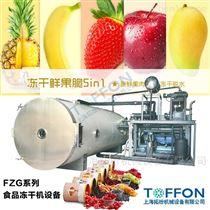 大型食品真空冷冻干燥机  蔬菜冻干机