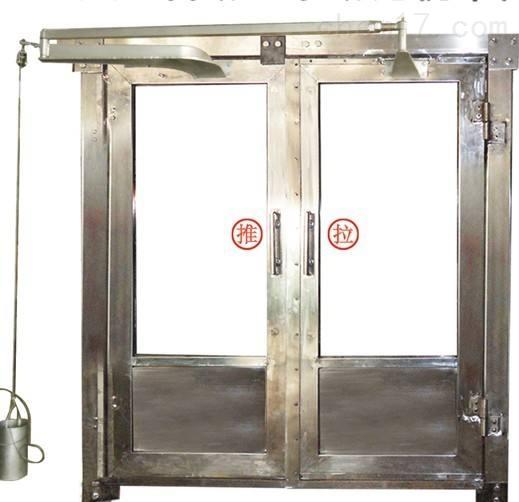 矿用无压平衡风门-功能特性
