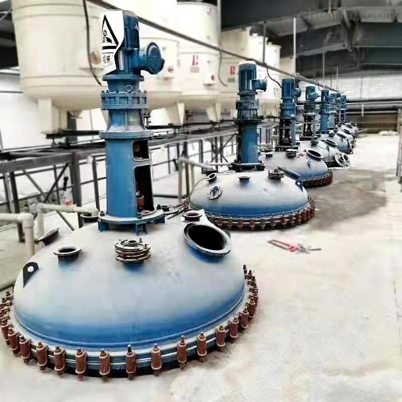 长期求购1-30立方二手搪瓷蒸馏釜