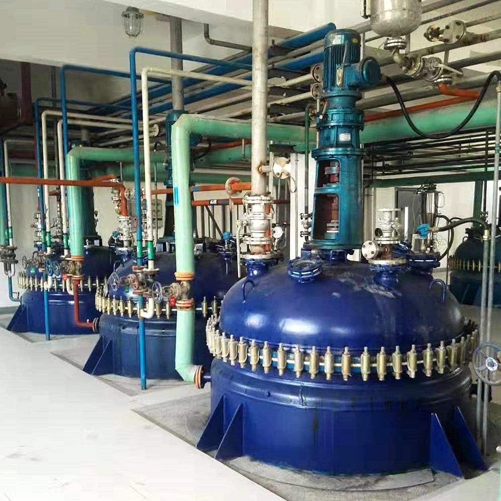 3立方3000升搪瓷反应釜回收价格