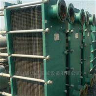 二手100平方机螺旋板械设备换热器