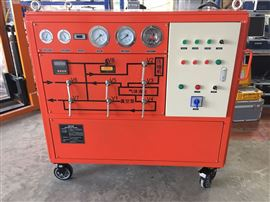 SF6气体抽真空回收装置承试电力三级