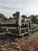 回收二手污泥带式脱水机