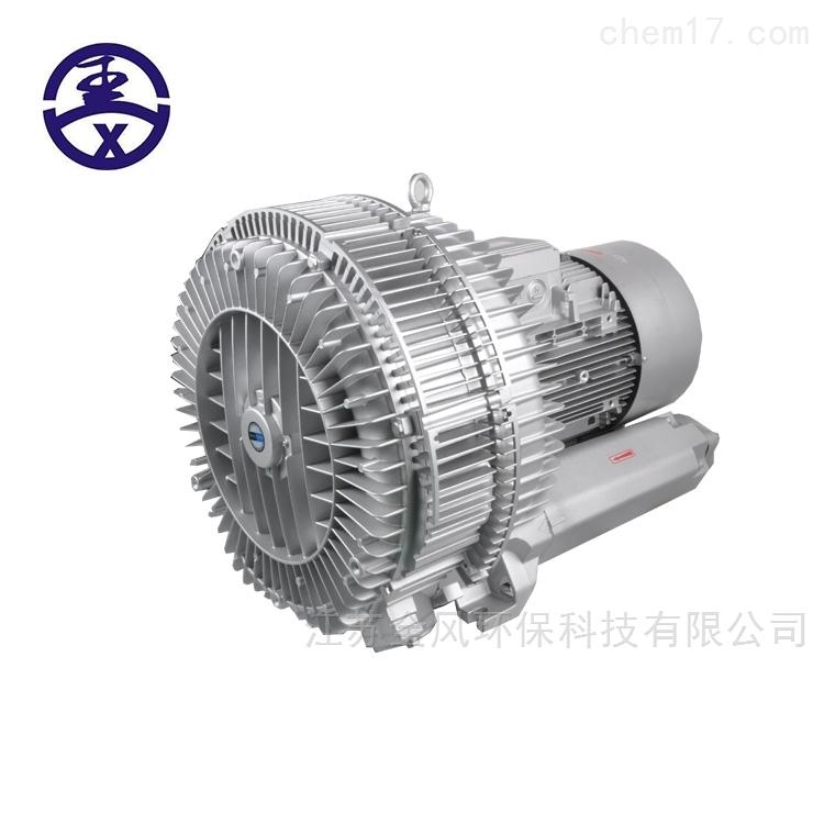 全风(7.5kw)双叶轮高压风机 双叶高压气泵
