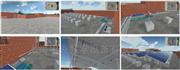 JYAEGF-VR分布式小型光伏电站系统安装建设仿真实训