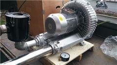 尿不湿生产线4KW高压风机