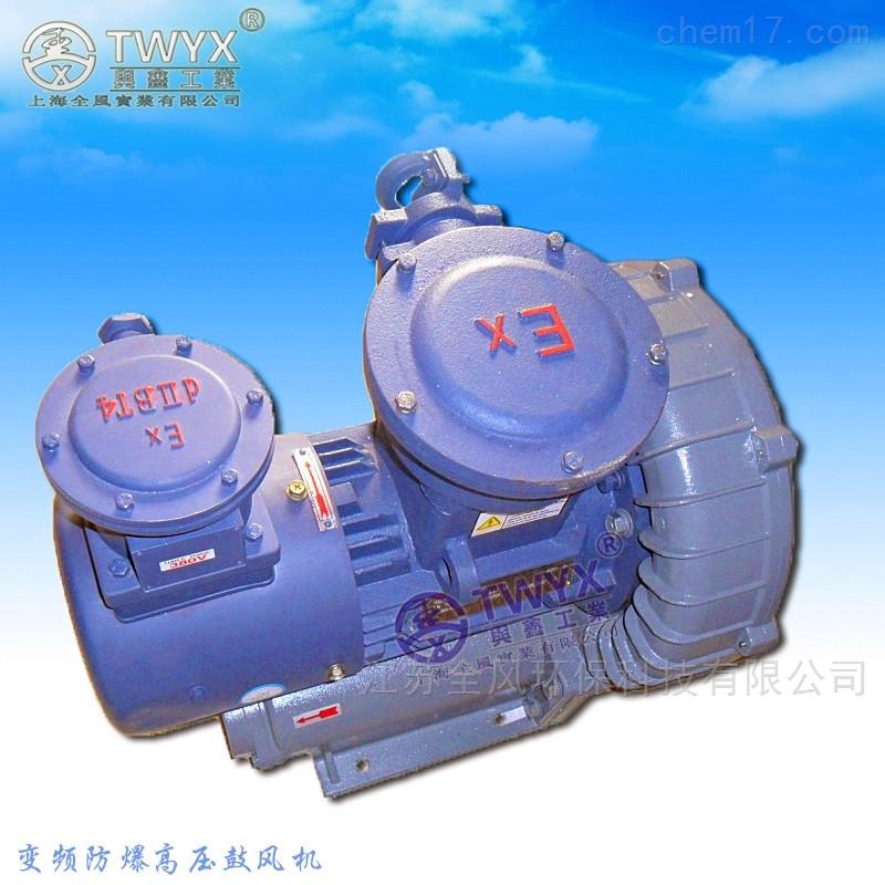 高压防爆耐高温风机/环形防腐风机