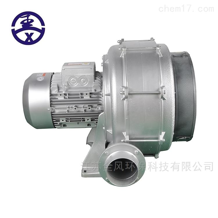 中国台湾原装进口HTB-125-1502多段式中压鼓风机