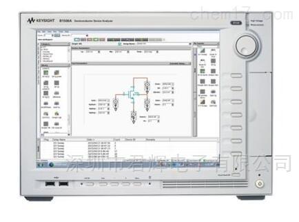 是德B1500A半导体器件参数分析仪