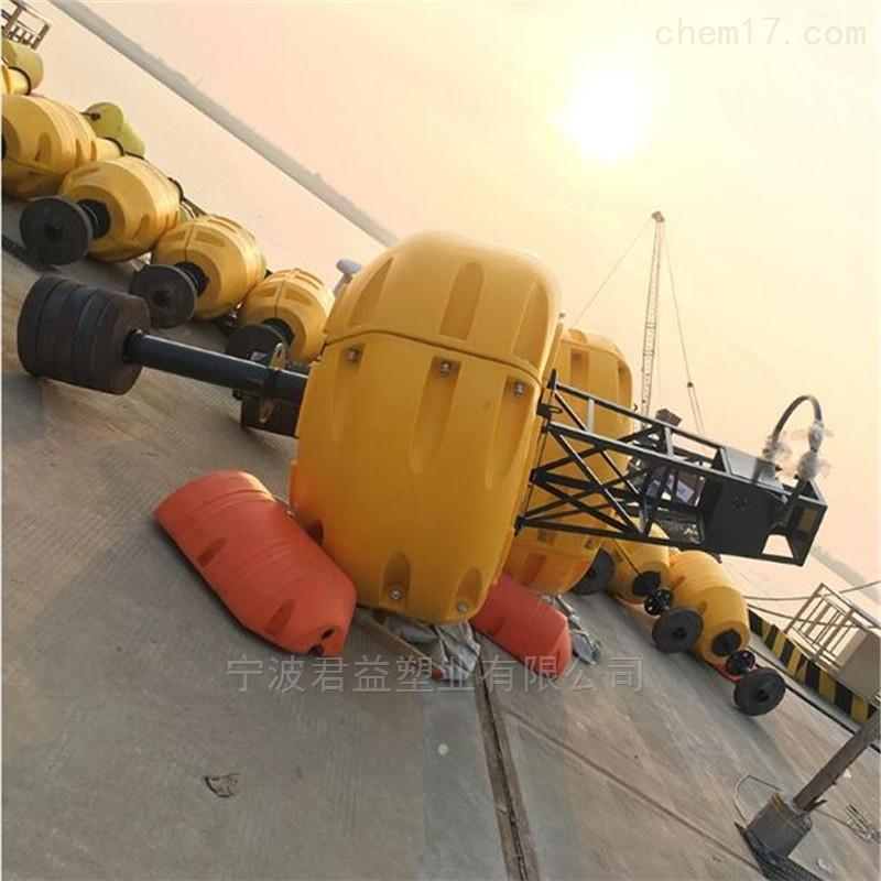 海上太阳能设备浮标