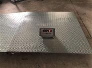彩信1*1m碳钢电子3t电子小地磅