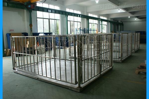 马鞍山1吨称猪电子秤,安徽猪笼秤厂家