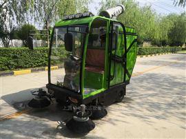 DGN19电动驾驶式多功能扫地车