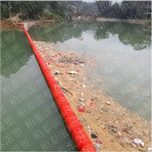 河道环保治理拦污浮体批发