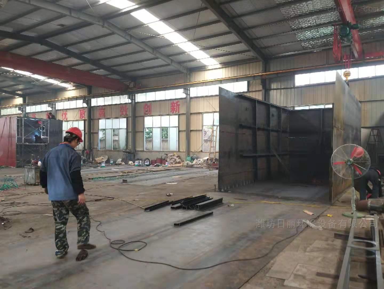 东营一体化屠宰污水处理设备