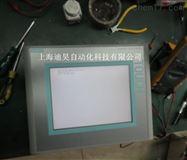 西门子触摸屏进系统白屏维修