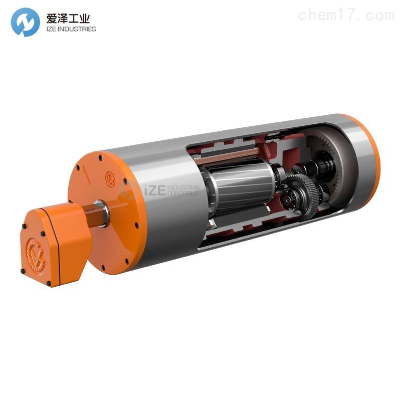 VAN DER GRAAF滚筒电机TM127A25-0475Z-600