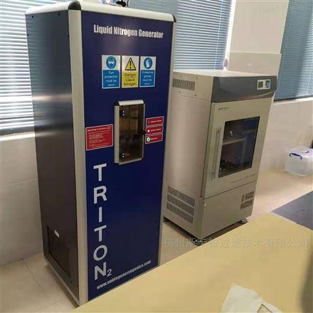 英国进口一体式小型实验室液氮制备机