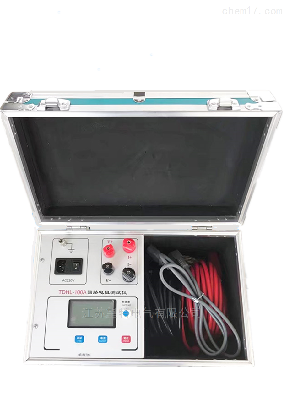 智能回路电阻测试仪望特电气