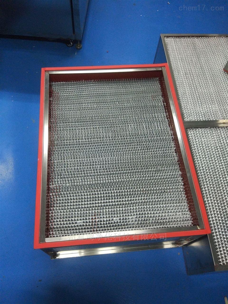 福建莆田耐250度高温高效过滤器批发