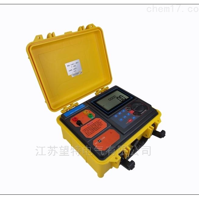 大地网接地电阻测试仪-三级承试设备清单
