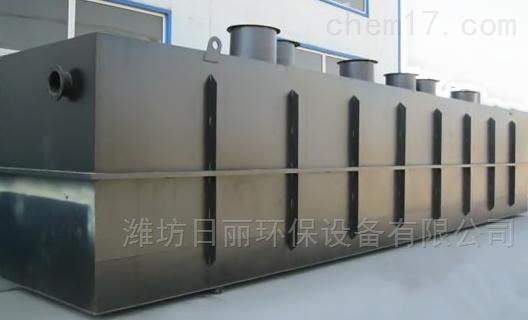 贵州省遵义食品加工厂污水处理优质厂家