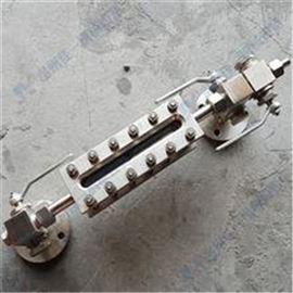 玻璃板式液位计HG5,反射玻璃板液位计