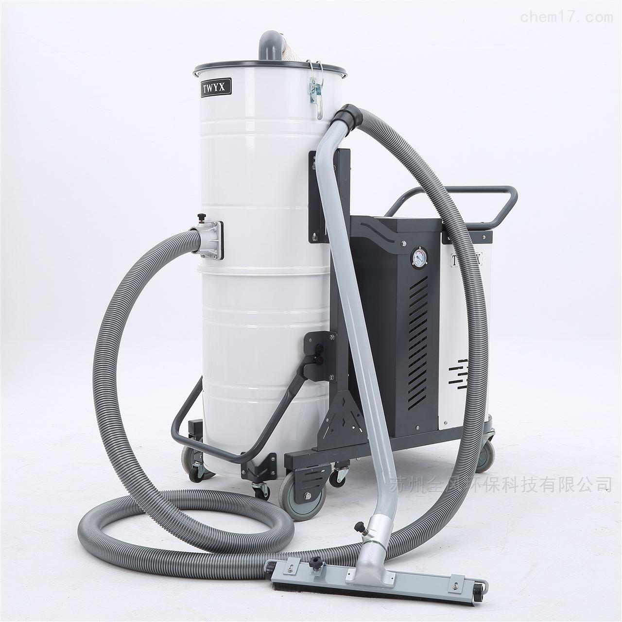 激光打磨台清理碎屑用防爆工业吸尘器