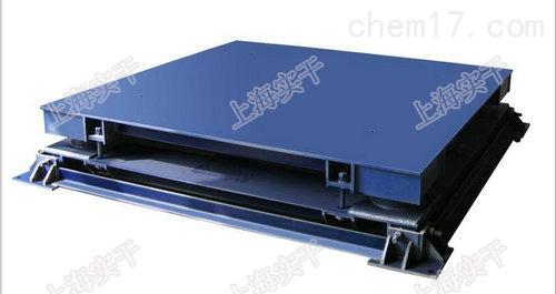 秤钢卷专用的平台电子磅秤,钢卷电子秤