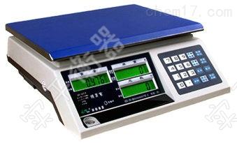 计数计重电子桌秤,高精度电子计重桌秤