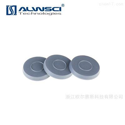 C0000407液相气相20MM钳口铝盖顶空瓶PTFE/丁基橡胶