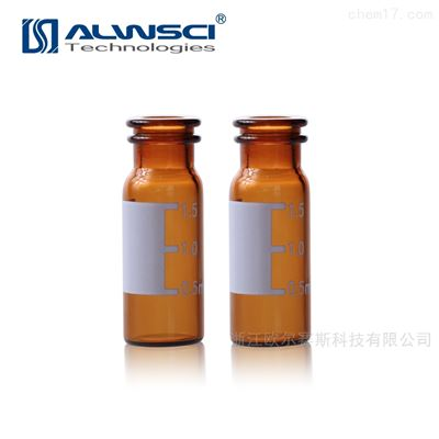 C00000232ML卡口棕色带刻度11MM色谱自动进样样品瓶