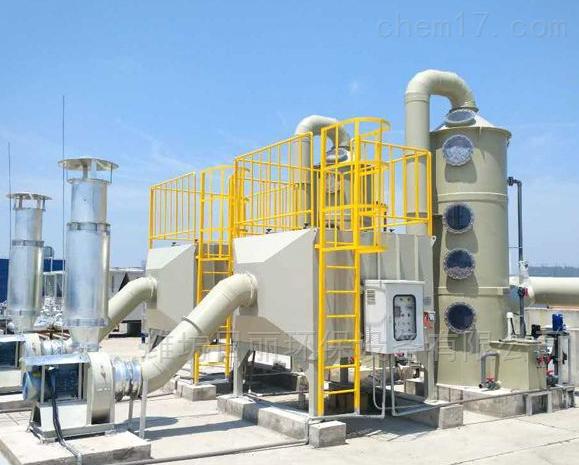 山西 HJCC生物滴滤塔优质生产厂家
