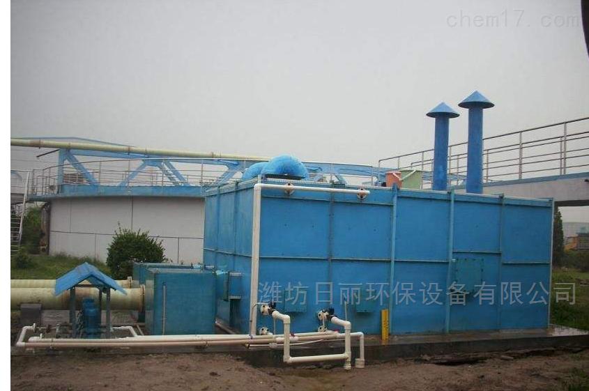 辽宁BF系列生物过滤除臭装置优质生产厂家