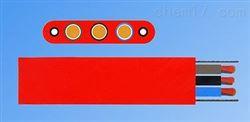 YGCB-L加钢丝型重型耐热180℃硅橡套扁平软电缆