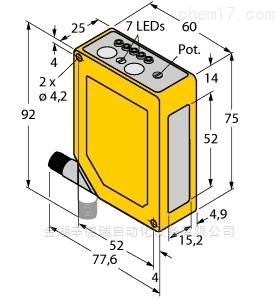 德国图尔克TURCK激光传感器原装正品
