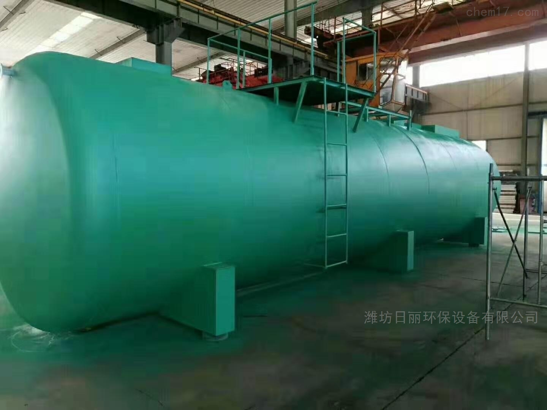 河北酒厂污水处理设备优质生产厂家