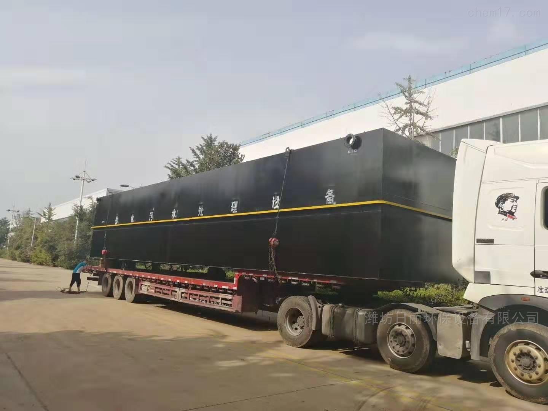 甘肃酒厂污水处理设备优质生产厂家