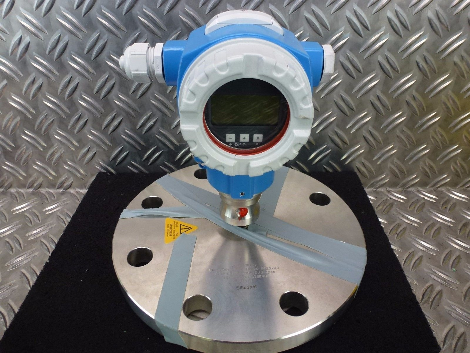 e+h 压力变送器PMP71参数设置
