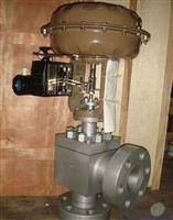 高性能角型黑水調節閥